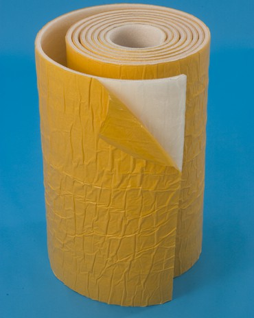 PE rolls with ADHESIVE